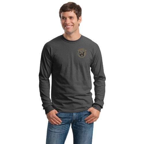 Buccaneer 18 50th Anniversary Long Sleeve Cotton T-Shirt