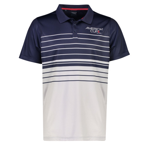 36th America's Cup Milford Tech Polo — Silver