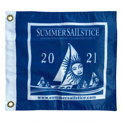 2021 Summer Sailstice Burgee
