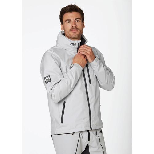 South Shore Yacht Club Helly Hansen®Men's Crew Hooded Jacket (Customizable)
