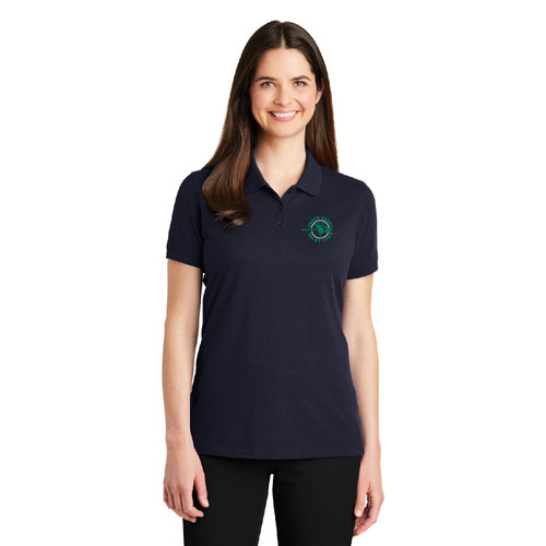 South Shore Yacht Club Women's Cotton Polo (Customizable)