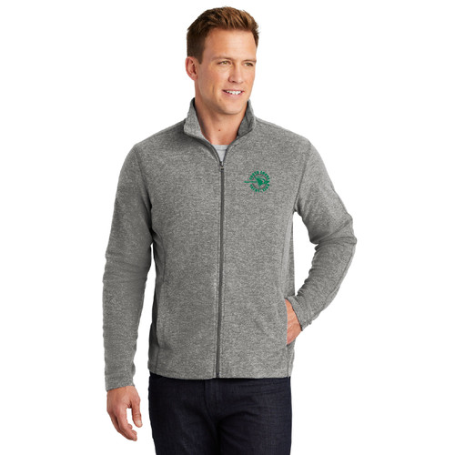 South Shore Yacht Club Men's Microfleece Full-Zip Jacket (Customizable)