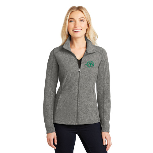 South Shore Yacht Club Women's Microfleece Full-Zip Jacket (Customizable)