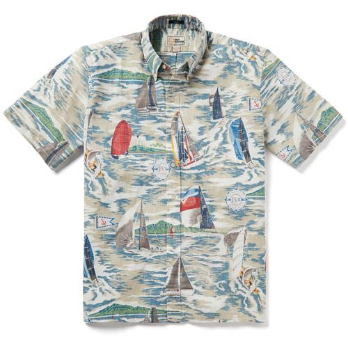 Transpac 2021 Classic Aloha Shirt by Reyn Spooner
