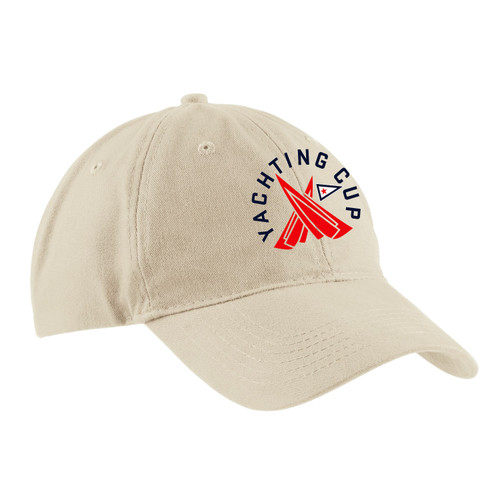SDYC Yachting Cup Cotton Sailing Cap