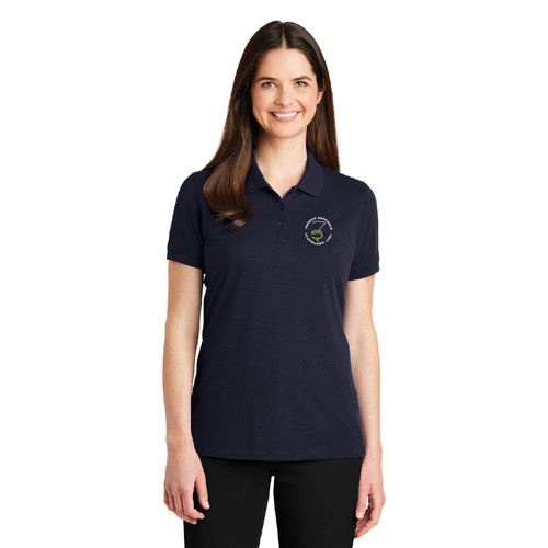 Thistle Nationals 2021 Women's Cotton Polo (Customizable)