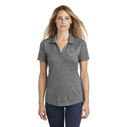 Thistle Nationals 2021 Women's Wicking Polo (Customizable)