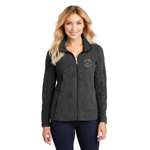 Thistle Nationals 2021 Women's Microfleece Full-Zip Jacket (Customizable)