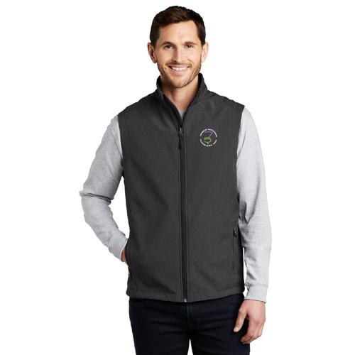 Thistle Nationals 2021 Men's Soft Shell Vest  (Customizable)