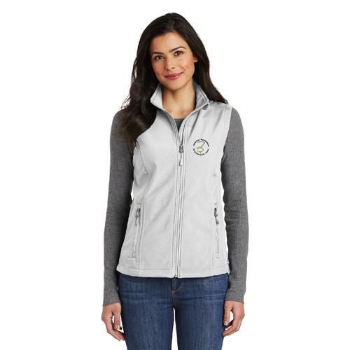 Thistle Nationals 2021 Women's Soft Shell Vest (Customizable)