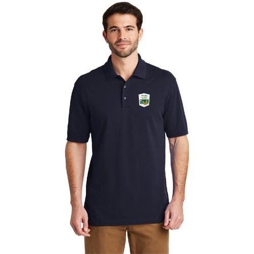 Rolex Big Boat Series 2021 Men's Cotton Polo (Customizable)