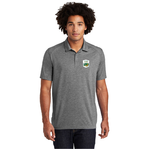 Rolex Big Boat Series 2021 Men's Wicking Polo (Customizable)