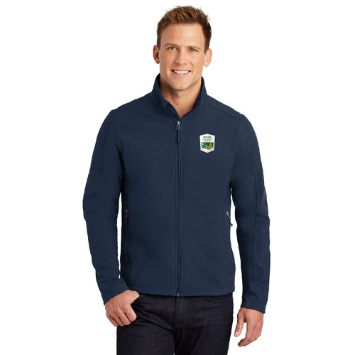 Rolex Big Boat Series 2021 Men's Soft Shell Jacket (Customizable)