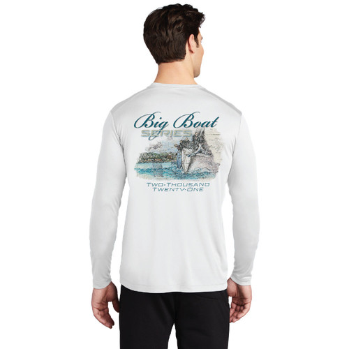 Rolex Big Boat Series 2021 UPF 50+ Wicking Shirt (Customizable)