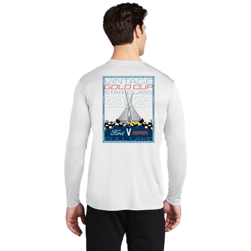 Vintage Gold Cup 2021 UPF 50+ Wicking Shirt (Customizable)