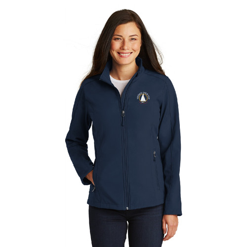 Vintage Gold Cup 2021 Women's Soft Shell Jacket (Customizable)