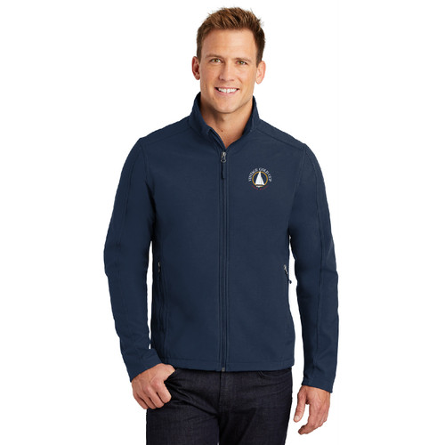 Vintage Gold Cup 2021 Men's Soft Shell Jacket (Customizable)