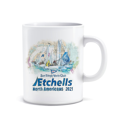 Etchells North Americans 2021 Coffee Mug