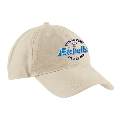 Etchells North Americans 2021 Cotton Sailing Cap (Customizable)