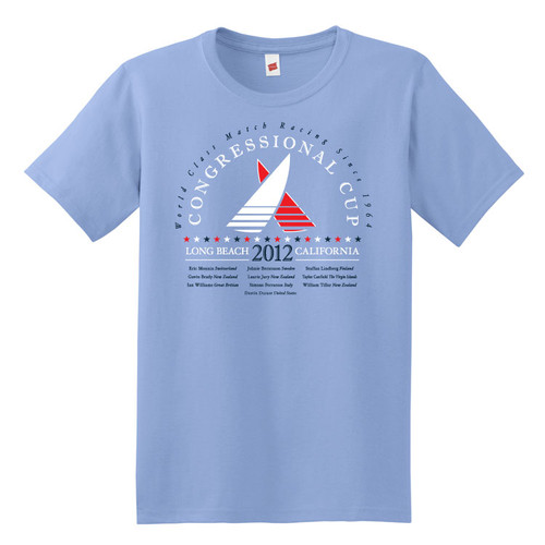 Sale! 2012 Congressional Cup Womens Graphic Tee