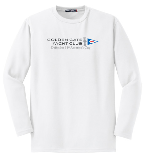 SALE! GGYC 34th Defender America's Cup Wicking Shirt