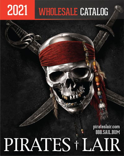 The Pirates Lair Custom Apparel Catalog (FREE SHIPPING)