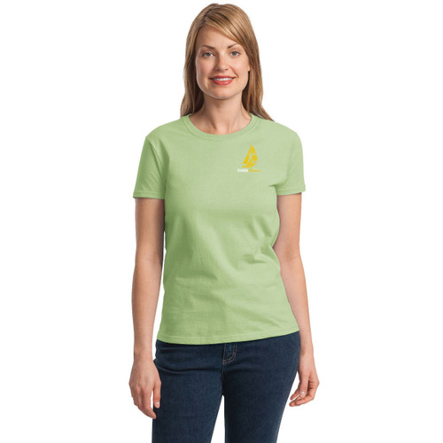 2014 Summer Sailstice Women's Crew T-Shirt