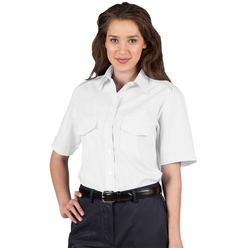 Edwards Women's Short Sleeve Navigator Shirt