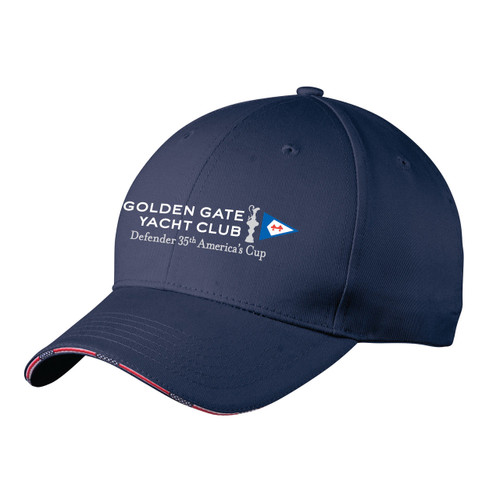 GGYC Defender 35th America's Cup 2017 Cap