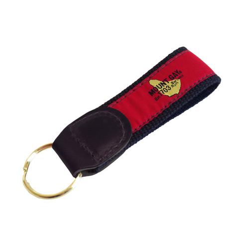 Key Fob Keychain >> Mount Gay Rum Key Fob Keychain