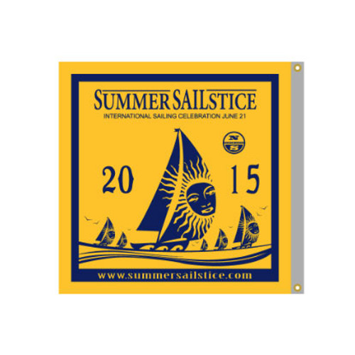 2015 Summer Sailstice Burgee