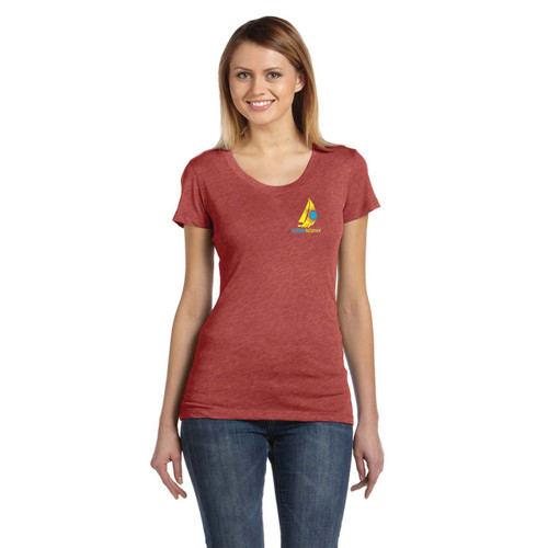 2015 Summer Sailstice Women's Scoop T-Shirt
