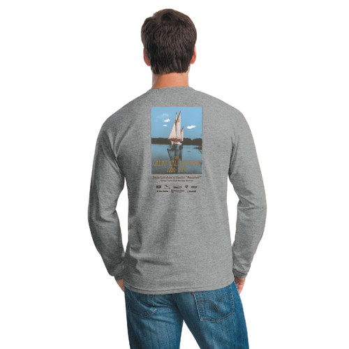 Great Vallejo Race 2014 Long Sleeve Cotton T-Shirt