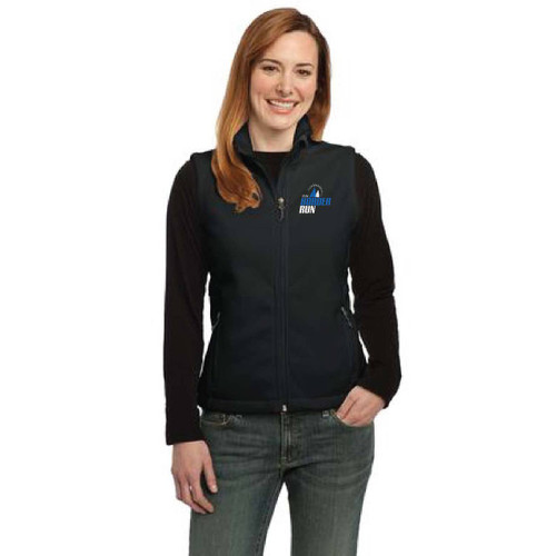 The Border Run Women's Fleece Vest (Customizable)