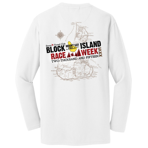 Block Island Race Week 2015 Wicking Shirt