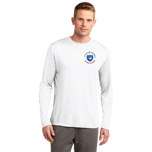 Snipe Nationals 2015 Men's Wicking Shirt