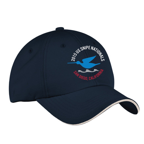 Snipe Nationals 2015 Wicking Sailing Cap