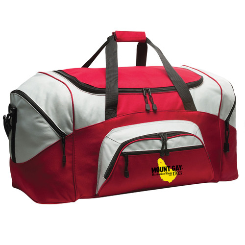 Mount Gay® Rum Weekender Duffel Bag (4,690 cu in)
