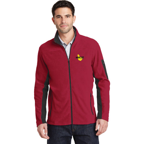 Mount Gay® Rum Men's Summit Fleece Jacket (Customizable)