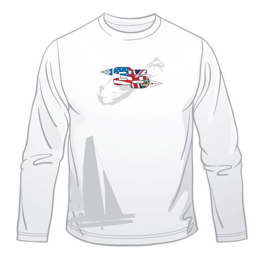 Golden Gate YC & Royal Hamilton ADC Wicking Shirt (A2)