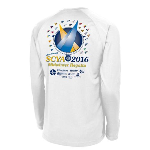 SCYA Midwinter Regatta 2016 Wicking Shirt (Customizable)