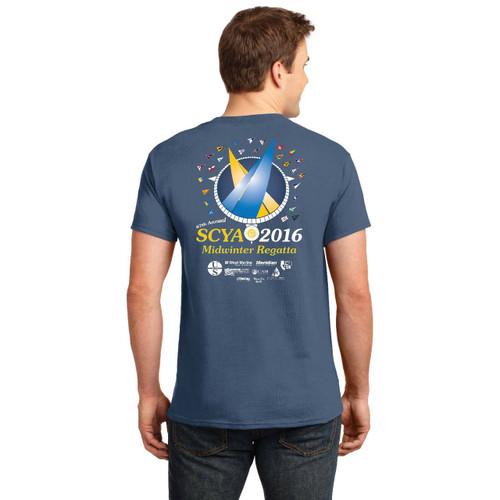 SCYA Midwinter Regatta 2016 Cotton T-Shirt