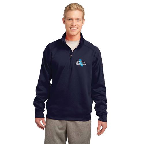California Offshore Race Week 2021 Men's Wicking Fleece Pullover (Customizable)