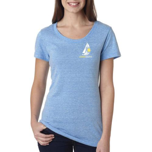 SALE! 2016 Summer Sailstice Women's Scoop T-Shirt