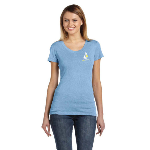 2016 Summer Sailstice Women's Scoop T-Shirt
