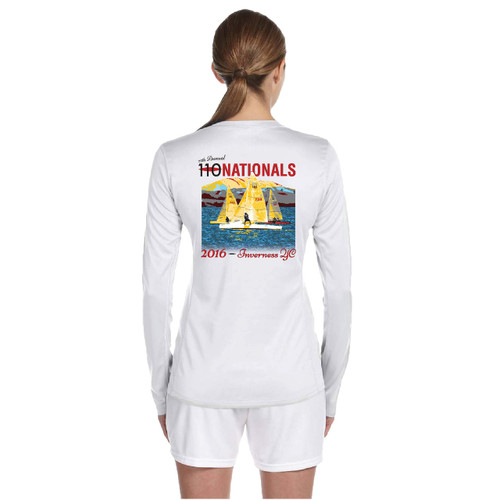 110 National Championship 2016 Women's Wicking Shirt