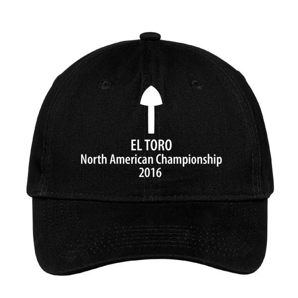 El Toro North Americans 2016 Cotton Sailing Cap