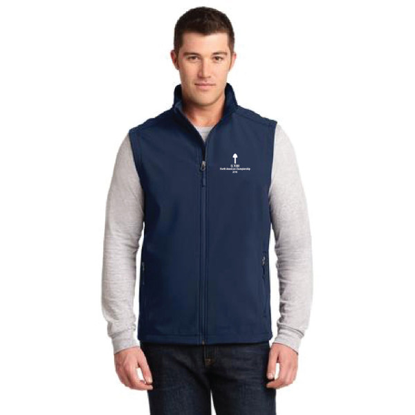 El Toro North American's 2016 Men's Softshell Vest