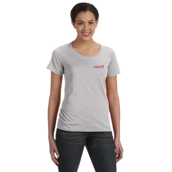 Latitude 38 500 Issues Women's Cotton T-Shirt