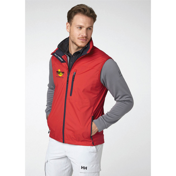 Mount Gay Rum Transpac 2019 Waterproof Crew Vest by Helly Hansen®